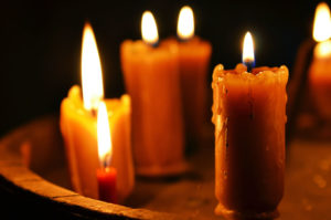 Candle magic love spells.