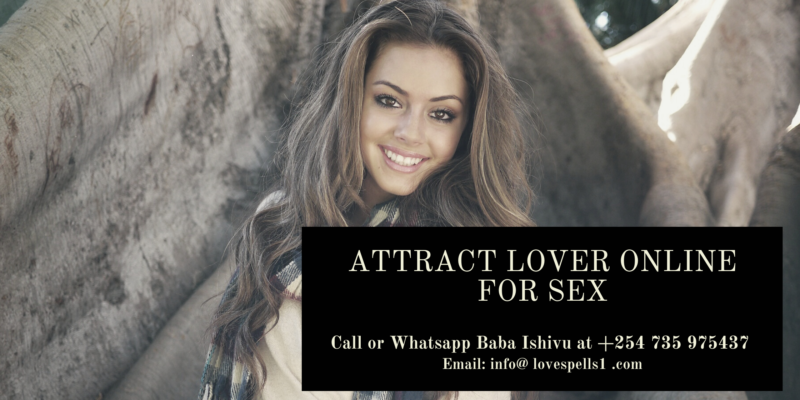 Attract Lover Online for Sex