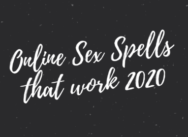 Online Sex Spells that work 2020