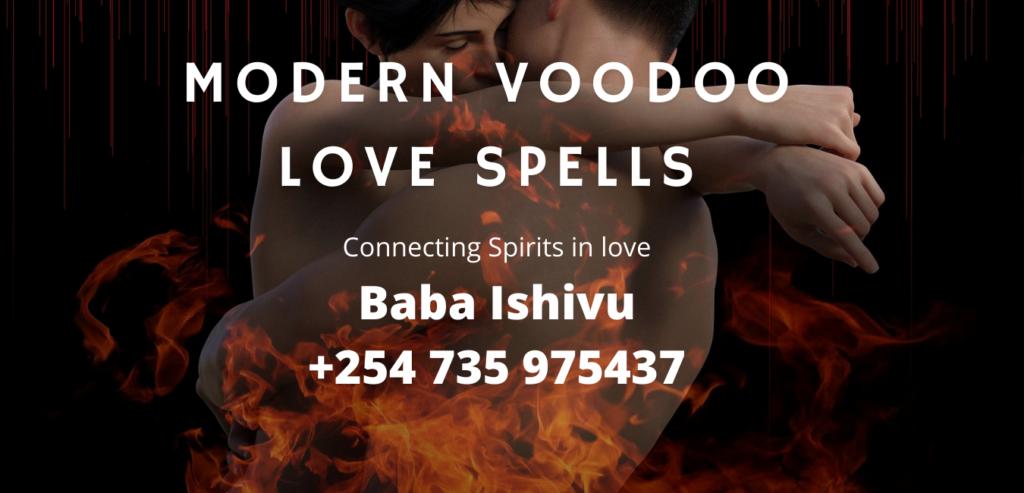 Modern Voodoo Love Spells
