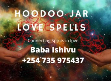 hoodoo Jar love spells that work