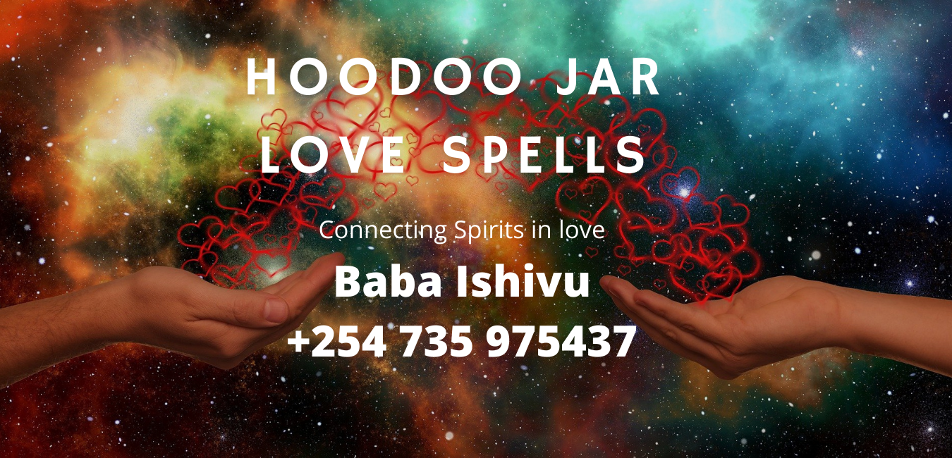 hoodoo Jar love spells that work
