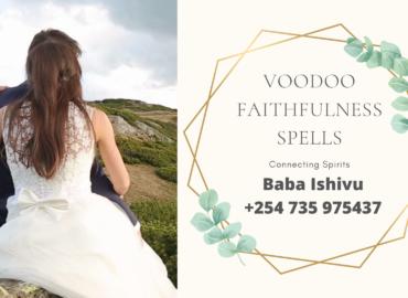 voodoo faithfulness spells